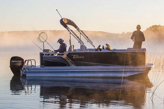 2019 Tahoe Pontoon Sport Rear Fish - 16'