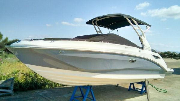 Sea Ray 250 Sundeck
