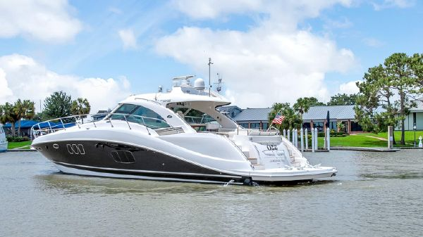 Sea Ray 58 sundancer