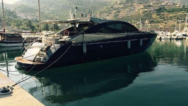 Royal Denship Open 80 Yacht