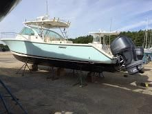 2006 Pursuit 345 Drummond Sportfish