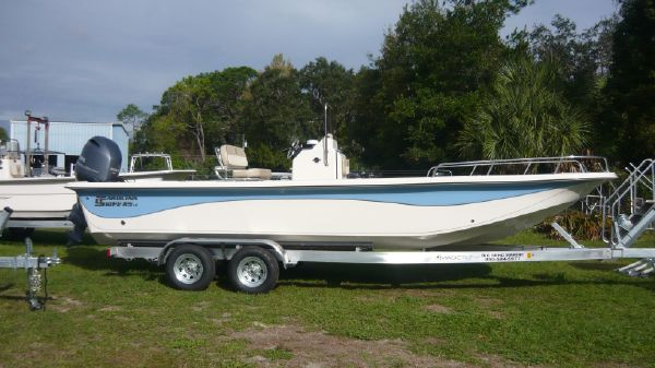 Carolina Skiff 25 LS CENTER CONSOLE