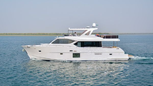 Gulf Craft Nomad 65