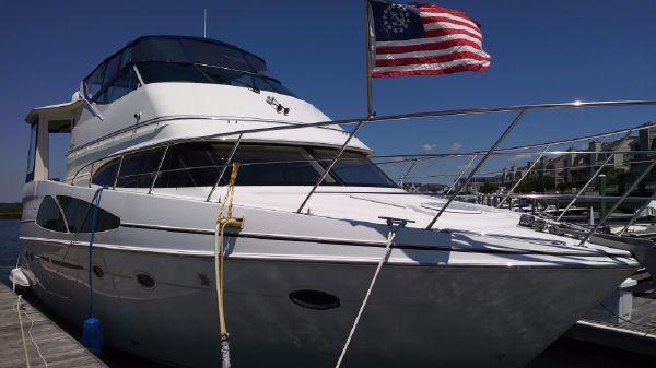 Carver 466 Motor Yacht 46 Carver 466 Motor Yacht 2005