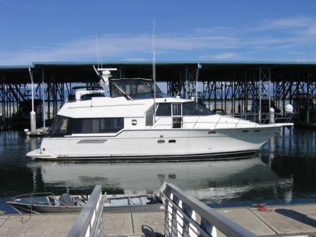 Bayliner - The Only 48' Pilothouse Ever Made!