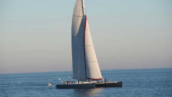 Multiplast Maxi Catamaran