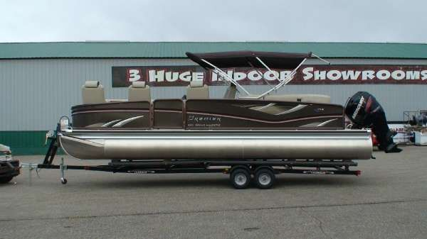 PREMIER BOATS 250 GRAND MAJESTIC XLS