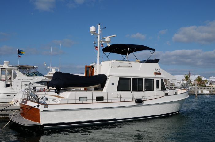 2007 Grand Banks Purchase Maine