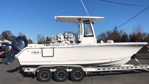 Sea Hunt 239 Ultra SE
