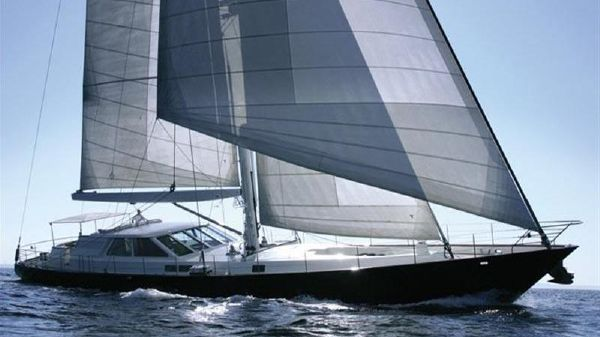 Royal Denship 110' Custom Sloop
