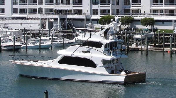 TIFFANY YACHTS 72 Enclosed Bridge