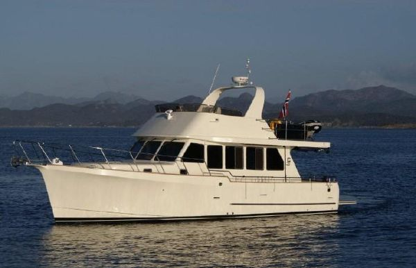2018 Explorer Motor Yachts 46 Sedan