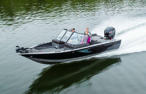 2021 Crestliner 1850 Fish Hawk WT JS