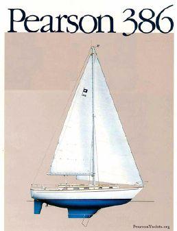Pearson 386 image