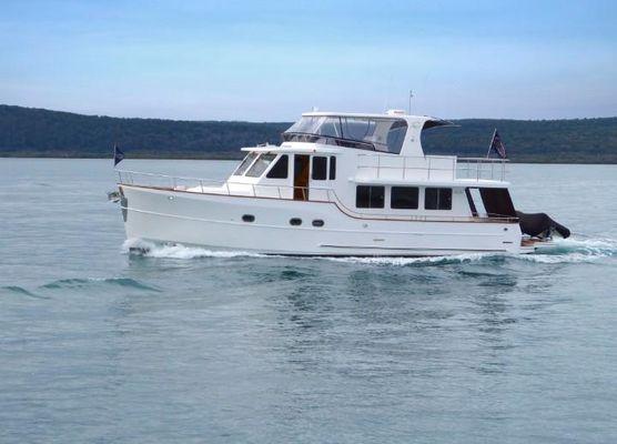 Explorer Motor Yachts 50 Pilot House - main image