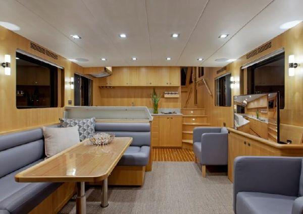 Explorer Motor Yachts 50 Pilot House image