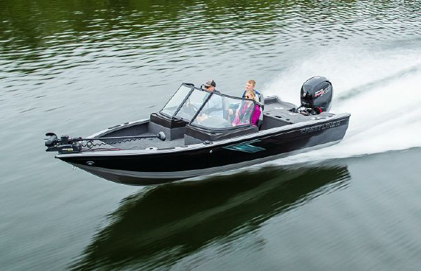 2021 Crestliner 1850 Fish Hawk WT