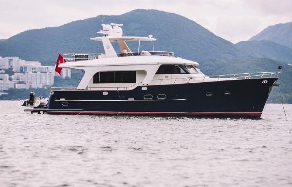 2019 Explorer Motor Yachts 58 Pilot House
