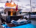 Explorer Motor Yachts 58 Pilot Houseimage