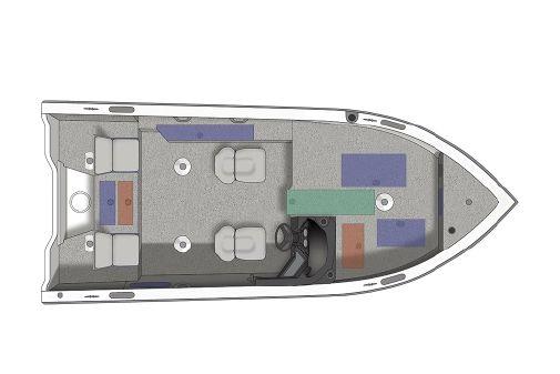 Crestliner 1850 Fish Hawk SC JS image