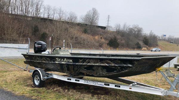 SeaArk 180 RX