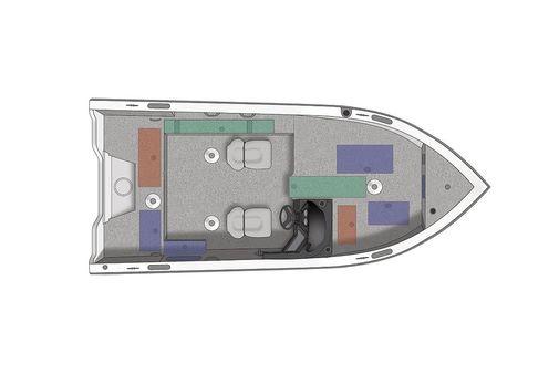 Crestliner 1750 Fish Hawk SC image