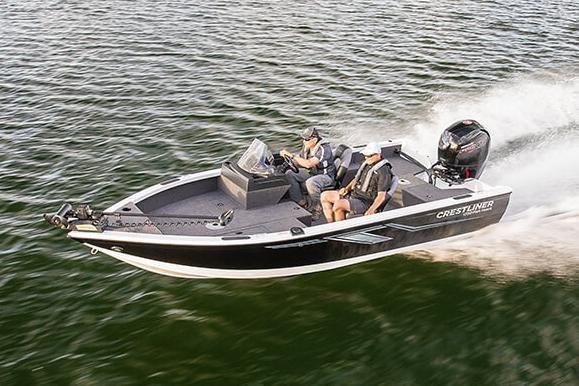 2021 Crestliner 1750 Fish Hawk SC