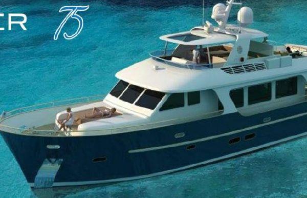 2019 Explorer Motor Yachts 75