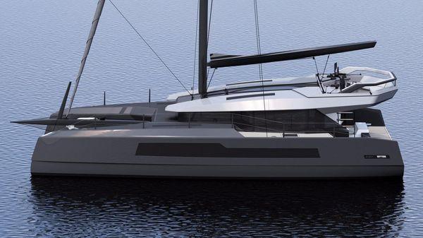 McConaghy Boats MC50 catamaran
