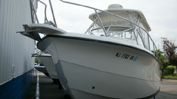 Sea Pro 255 Walk Around