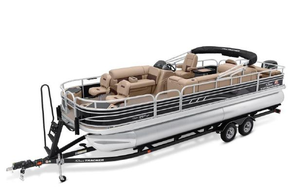 2020 Sun Tracker Fishin' Barge 24 DLX