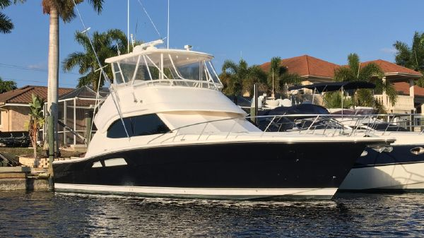 Riviera 47 Open Flybridge Series II