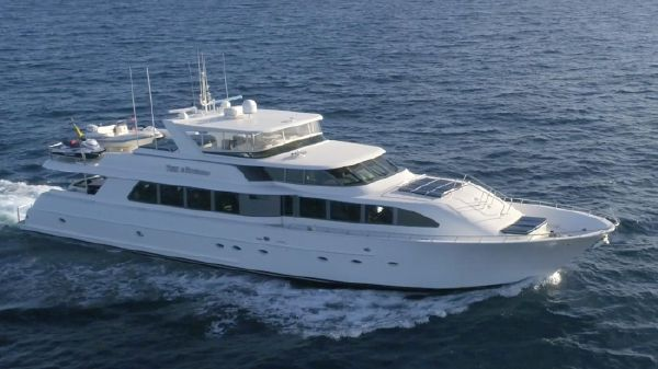 Westport Raised Pilothouse Motor Yacht