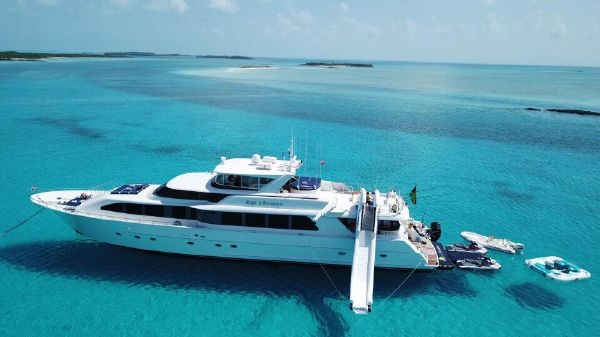 Westport Raised Pilothouse Motor Yacht