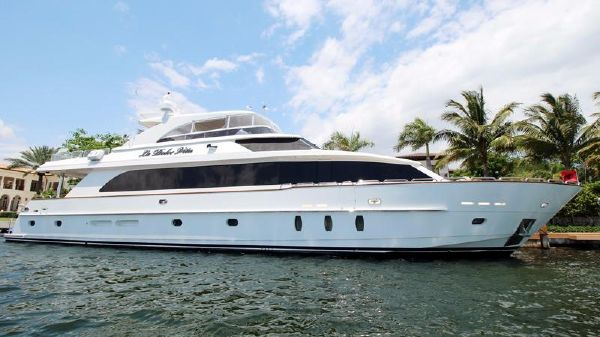 Hargrave Raised Pilot House Motor Yacht
