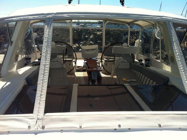 2011 Beneteau Oceanis 58 Brokerage Purchase