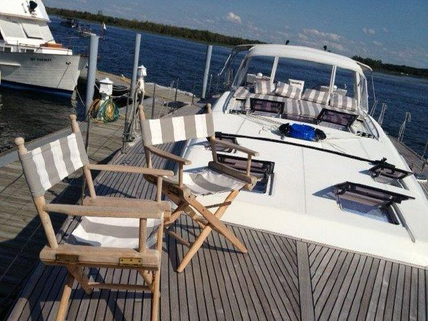 2011 Beneteau Oceanis 58 For Sale New England