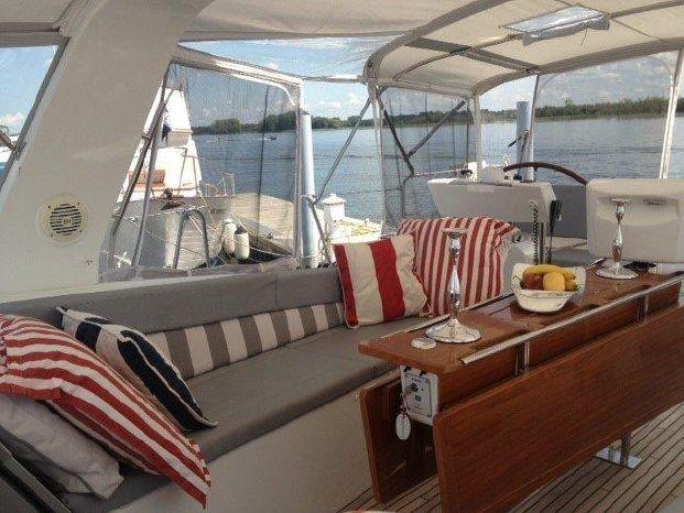 2011 Beneteau Oceanis 58 BoatsalesListing Purchase