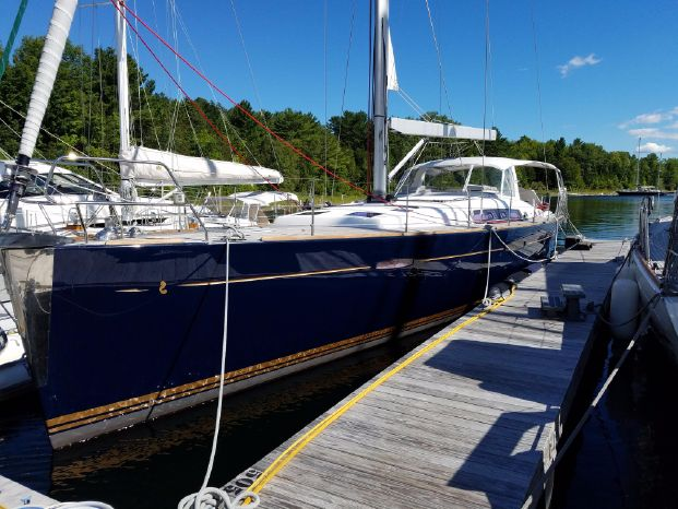 2011 Beneteau Oceanis 58 Sell Massachusetts