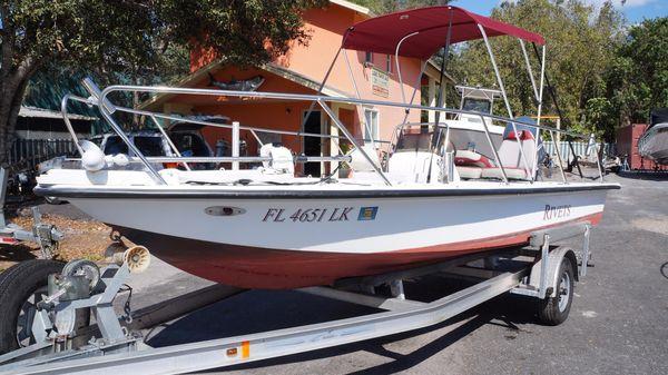 FLATS & BAY 18 Flats boat