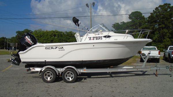 Sea Fox 218 WA