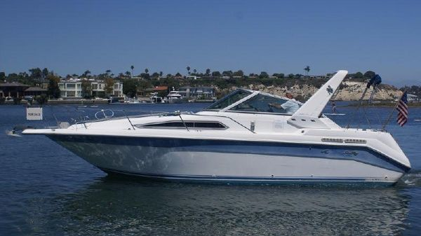 Sea Ray 270 Port View On The Water