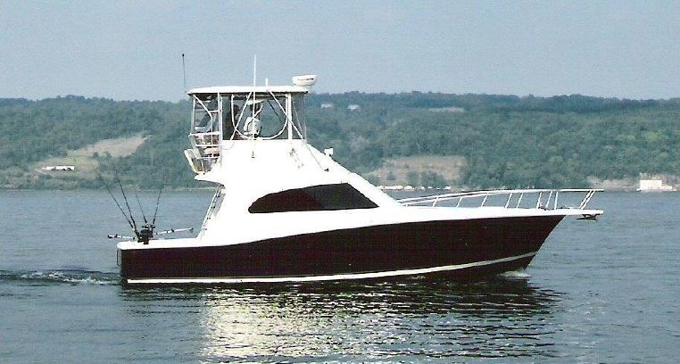 2001 Luhrs 40 Convertible
