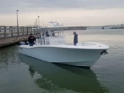 2018 Invincible<span>36 Open Fisherman</span>