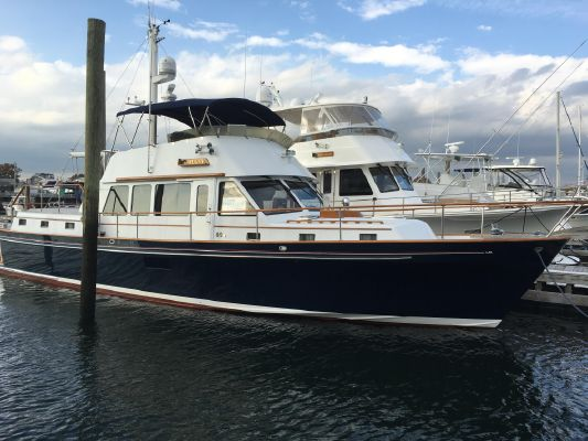 Lyman-Morse Hunt Custom Motoryacht - main image