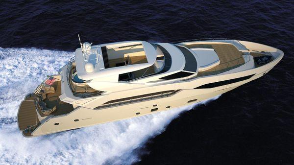 Miss Tor Yacht