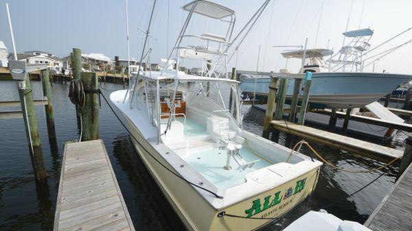 Custom Carolina Express Sportfish