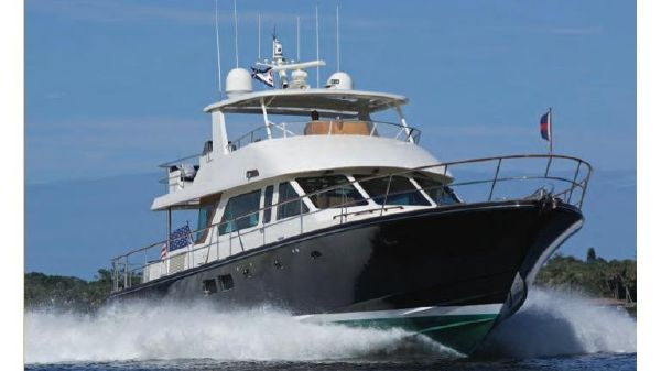 Hunt Yachts 72 Ocean Series