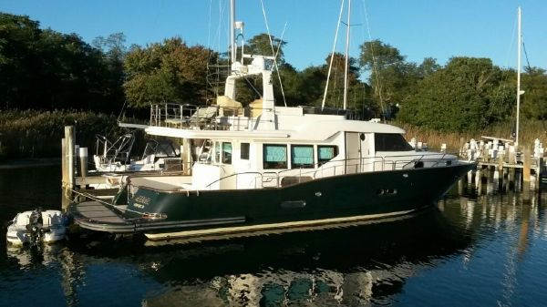Custom Sea Star Pilothouse