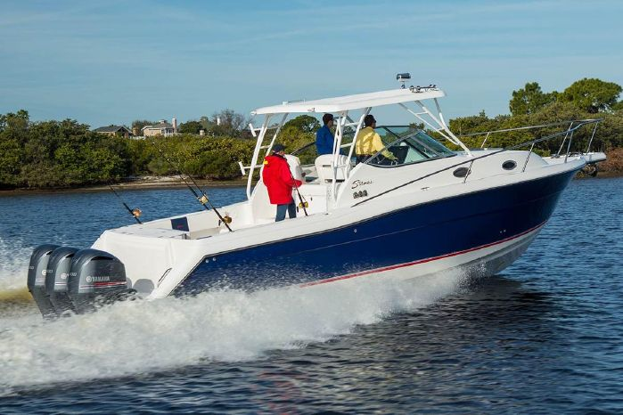 2019 Stamas 390 Aegean - Thunder Marine International